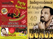 40 Years Independence of Angola
