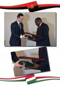 Visit of the Hungarian Minister of Foreign Affairs and Trade to Angola